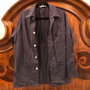 2/$30 Button down lounge shirt